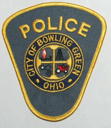 CITY OF BOWLING GREEN POLICE Ohio OH PD patch