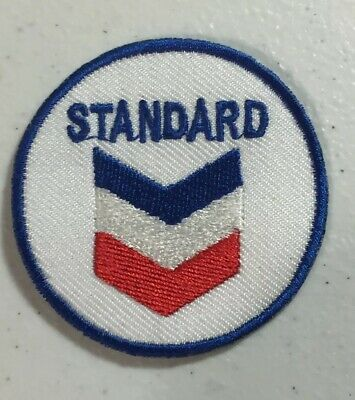 SOHIO Embroidered Iron-On Uniform Jacket Patch Gas Oil