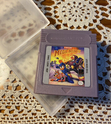 Mega Man IV Game Boy Pal