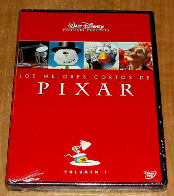 The Very Best of / Don'T Shorts Pixar VOL.1 Disney DVD New Animation (Best Of Pixar Animation)
