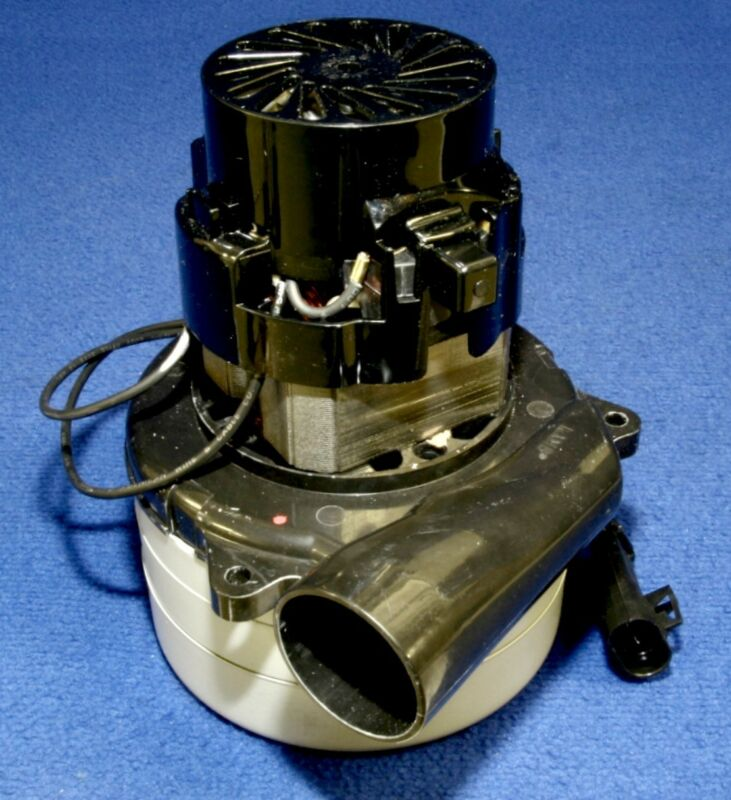 Advance 56412218 Vacuum Motor 24 v Floor Scrubber Hydro-Retreiver 2800