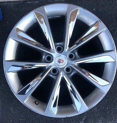 "2013 14 15 16 17 Cadillac XTS 19x8-1/2"" Alloy 10 Spoke Wheel Rim RF OEM"
