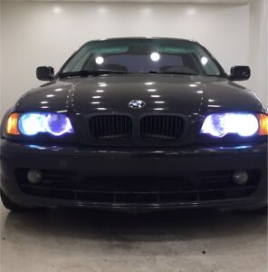 Looking for a bmw e46 parts car