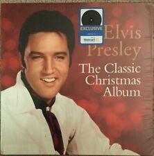 Elvis Presley The Classic Christmas Album vinyl Exclusive NEW | eBay