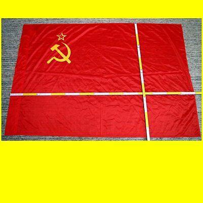 Fahne Sowjetunion Russland Putin Stalin Moskau  Fasching Karnaval Deko Artikel