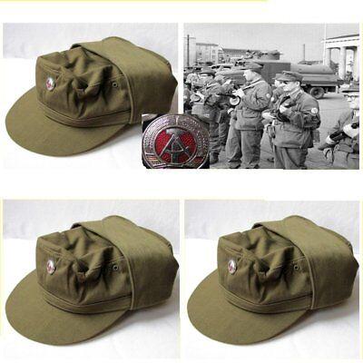1 stk NVA Schirmmütze Kampfgruppen der DDR gr.57-61   Ostalgie Fasching Karneval