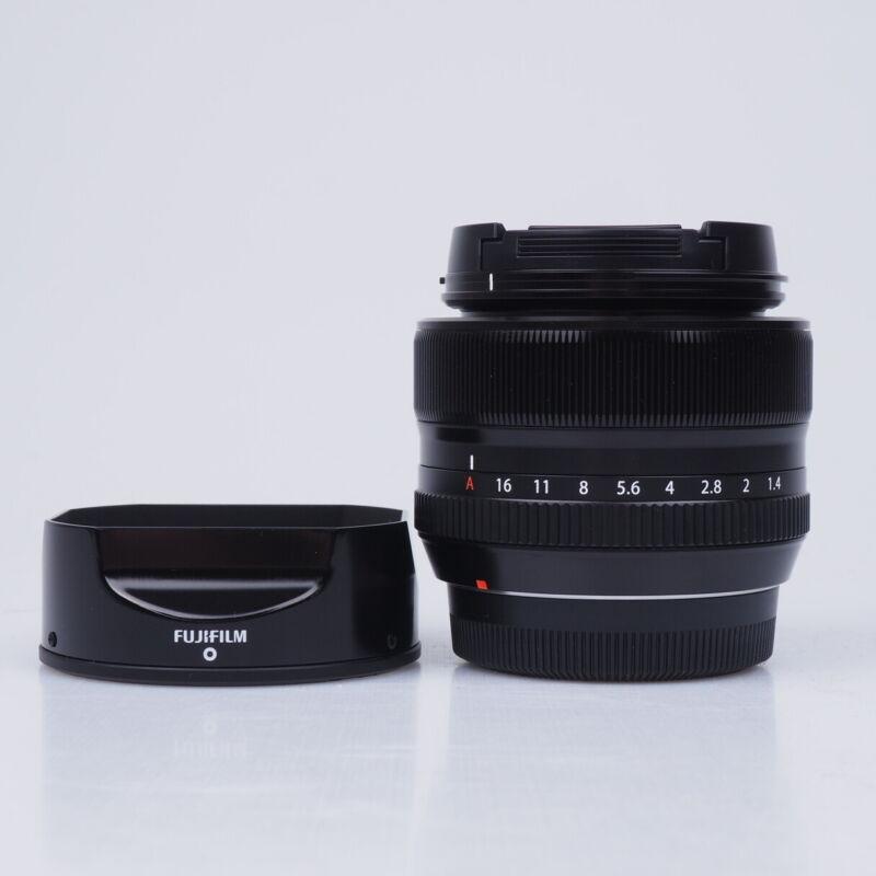 Fujifilm FUJINON XF 35mm F1.4 R lenses