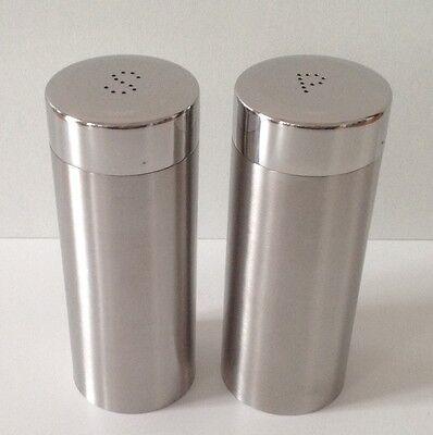 Pfeffer und Salz Streuer Set Menage Spülmaschinen geeignet