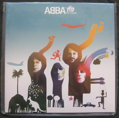 ABBA The Album. Back To Black 180 Gram Audiophile LP Mint Sealed