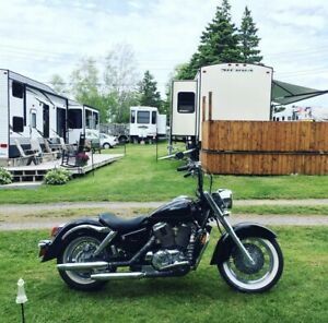 1998 Honda shadow ACE