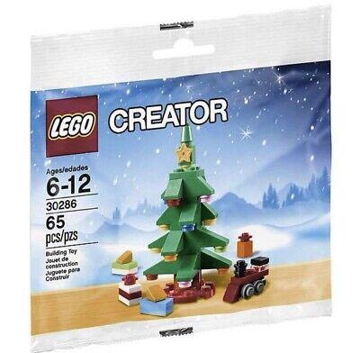 LEGO Creator 30286 Christmas Tree Polybag 65 pieces