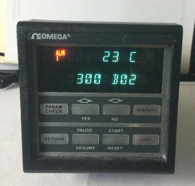 Omega Cn2041tc-to1 Digital Temperature Panel Meter Used