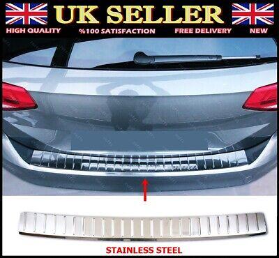 FIT FOR VW Passat B8 Rear Bumper Streamer 3 Pcs S.Steel Chromed 2015/>