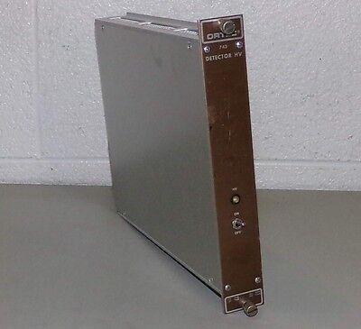 Ortec 743 Detector Hv Nim Bin Modular