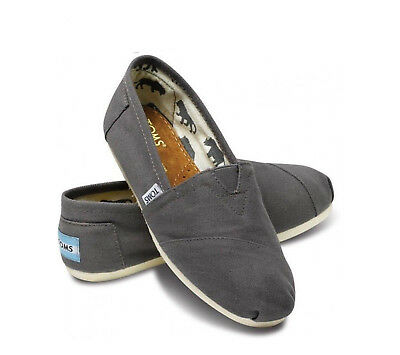 TOM'S CLASSICS ASH, WOMEN SHOES. BRAND NEW WITH TAG. ALL SIZES