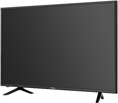 Hisense H43NEC5205 LED-Fernseher 43 Zoll (108 cm), EEK: A, 4K UHD, Smart-TV