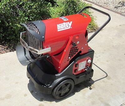 Refurbished- Hotsy Heatmizer 115 Diesel Radiant Heater Sn96001342 1.103-078.0