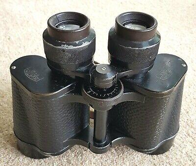 Vintage Carl Zeiss Jena Delactem 8x40 Binoculars 1931