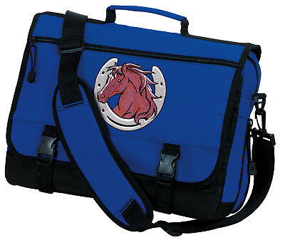 Horse Design Messenger Bag School or Travel BEST Horse Lover GIFTS & Gift Ideas