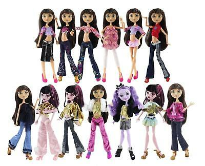 10Pcs For Monster High Doll Lot Fashion Clothing Outfit Clothes Children's Gifts
