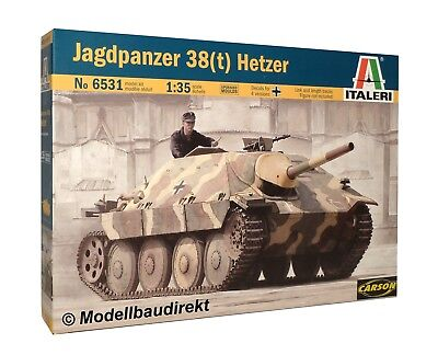 Hetzer early früh Hilde April 1945 CZ Fertigmodell 1:72 NEU OVP Panzerstahl