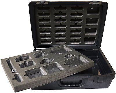 ELENCO SNAP CIRCUITS SNAPCASE 7 Custom Storage Case FOR MODELS SC300-SC500-SC750