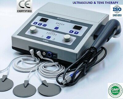 Combo Electrotherapy Ultrasound Therapy Electrotherapy Pain Relief Therapy