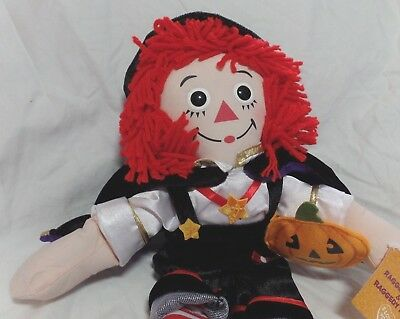 NEW 2003 Raggedy ANDY Halloween DRESS UP Costume Doll - 15