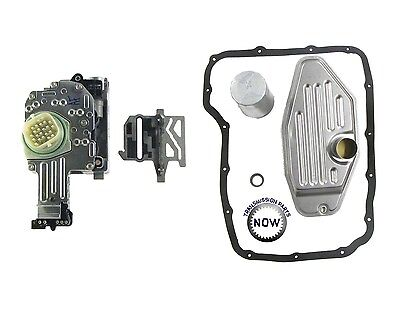 Dodge Jeep 545RFE 45RFE transmission OE solenoid block 4x4 filter -