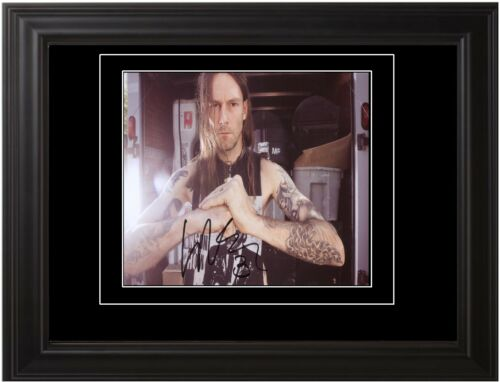 Hank Williams 3 autographed Framed photo