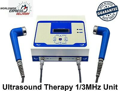 Ultrasound Therapy 1-3mhz Ultrasonic Physical Pain Relief Physiotherapy Machine