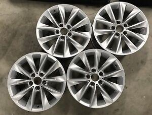 BMW OEM 18 inch wheels for BMW X3