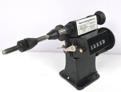 Hand Winding Machine Coil Counting NZ-1 Manual Winder Machine