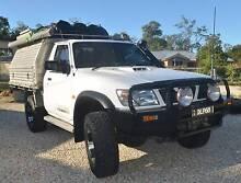 2000 Nissan Patrol Ute Munruben Logan Area Preview