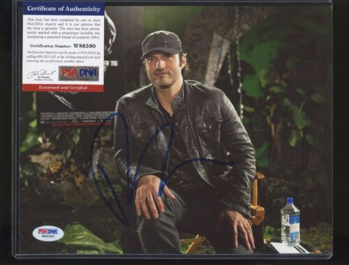 Robert Rodriguez Signed 8x10 Photo PSA/DNA COA AUTO Stock Photo
