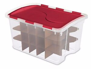 Christmas Tree Storage Box Ebay