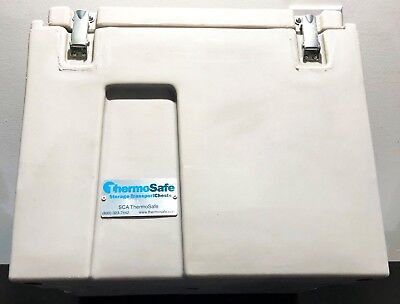 Thermosafe Dry Ice Storage -transport Chest