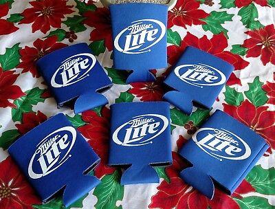 Beer Bottle Cozy (BEER cozy cooler can Miller COOZIE KOOZIE Bottle koozies NEW Lot of)
