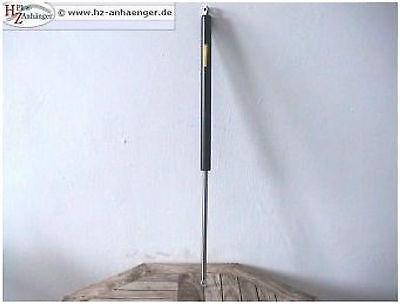 Unten Auge (Gasfedern 750 mm Lang  - Druck 2000 N - Hub 300 mm - 8mm Auge oben und unten )