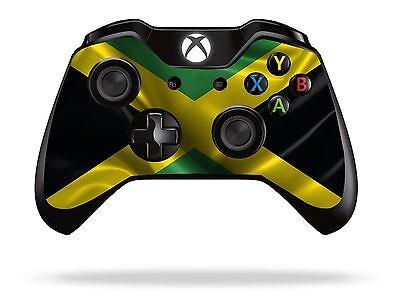 Jamaica Xbox One Remote Controller/Gamepad Skin / Cover / Vinyl Wrap xb1r5