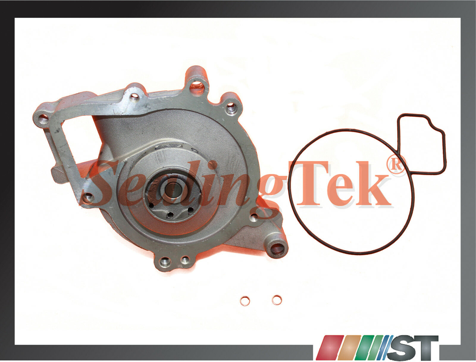 Fit 00-09 GM 2.2L DOHC Ecotec Engine New Cooling Water Pump Z22SE L61 L42 motor