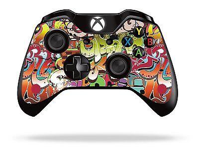 Graffiti Xbox One Remote Controller/Gamepad Skin / Cover / Vinyl Wrap xb1r4