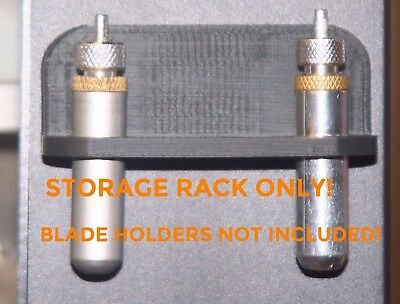 Blade Holder Storage Rack For Roland Type Vinyl Cutter Blade Holders