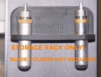 Blade Holder Storage Rack For Roland Type Vinyl Cutter Blade Holders