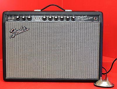 Fender Tube Combo Amplifier Deluxe Reverb 65