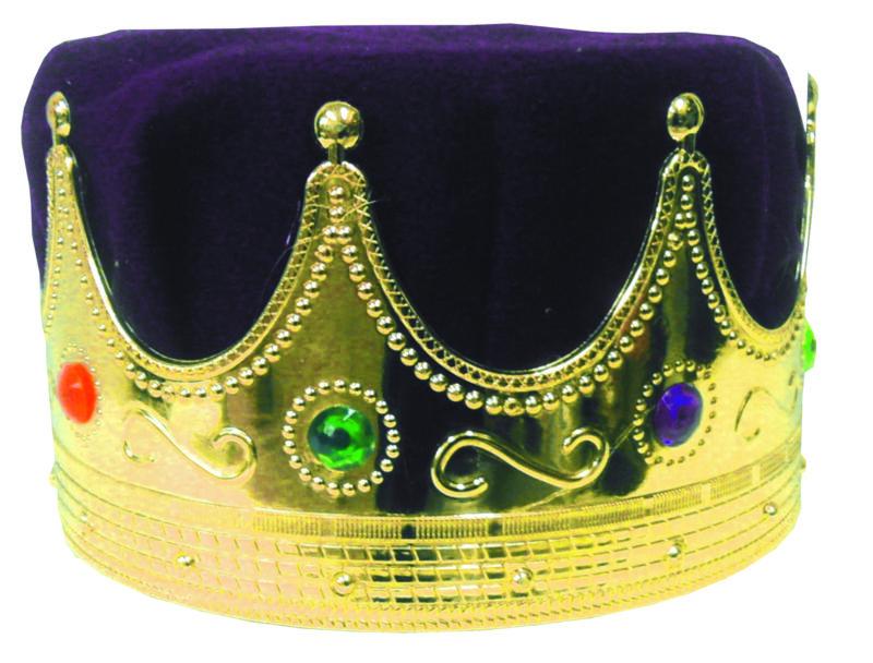 Crown Kings With Purple Turban