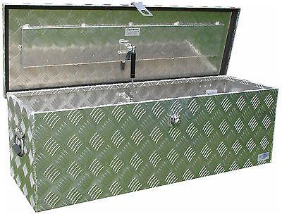 Truckbox D100 - Werkzeugkiste, Anhängerbox, Alubox, Gurtkiste, Deichselbox