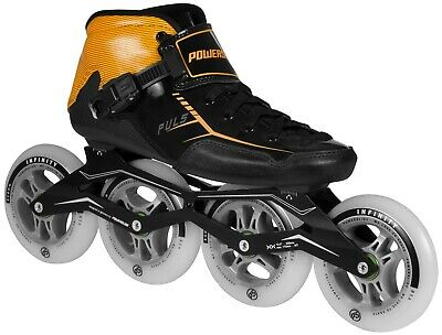 Powerslide Puls 110mm inline speed skates size 40 or 42 NEW!
