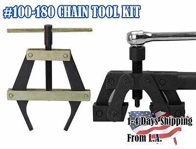 Puller And Breaker Roller Chain Tool Kit For Chain Size 100 120 140 160 180