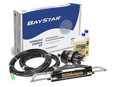 Hydraulische Bootslenkung Teleflex Baystar Teleflexlenkung Hydraulik Lenkung
